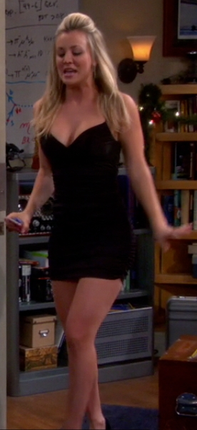 Sexy pictures of penny from the big bang theory